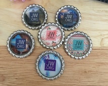 Bottle caps - JW.ORG - lot
