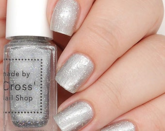 Silver Medal - 10ml - handmade in the UK Indie Nail Polish