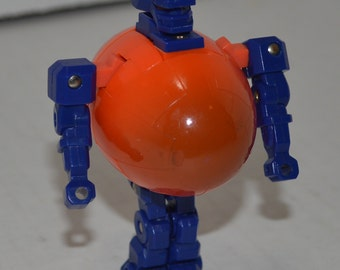Cometroid complete 1987 Masters of the Universe MOTU Mattel Meteorb