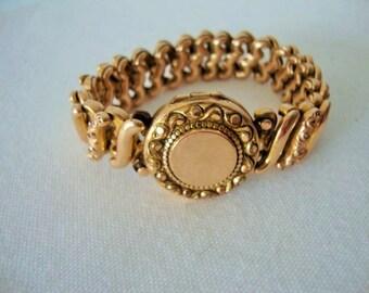1940's Sweetheart Bracelet