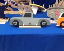 SALE!!! Classic Pick Up Truck, Chevy, Coat Rack, Hat Rack, Cap Rack, Umbrella Rack, Key Rack