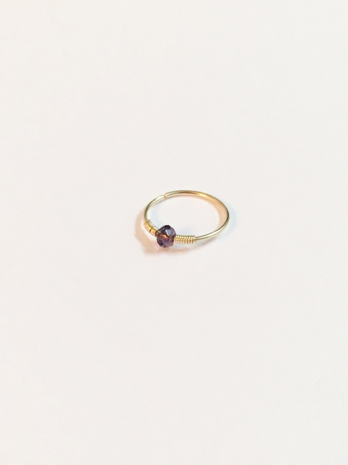 small tragus ring tiny tragus hoop gold tragus jewelry