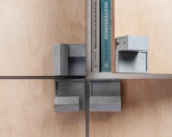 Community #2 - Miniature Home Concrete knobs
