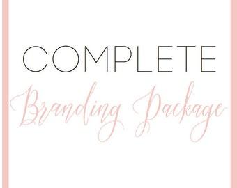 Deposit on Complete Custom Branding Package