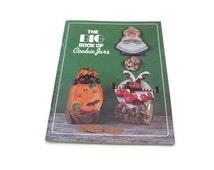 The Big Book Of Cookie Jars Wood Painting Book  Cookie Jar Painting Craft Ideas