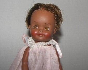 1965 Effanbee Black Doll