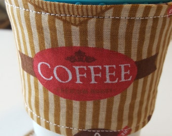 Coffee Cozy Sleeve