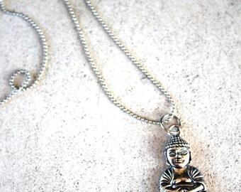 Necklace / necklace Buddha - ethnic and boho / Bohemia