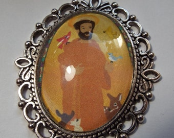 St. Francis of Asissi Pendant