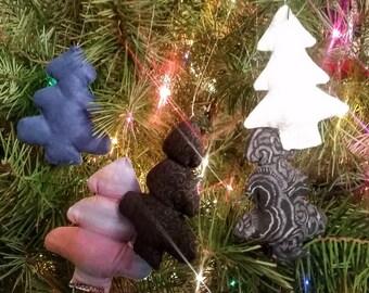 Mini Tree Ornaments