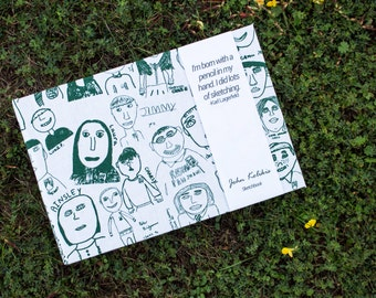 Sketches by children - A5* Sketchbook