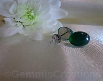 Gorgeous Green Onyx