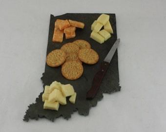 Indiana Slate Cutting Board/ Cheeseboard/ Serving Tray