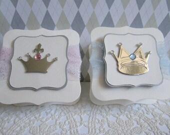 Favor Boxes,Little Prince Favor Boxes, Little Princess Favor Boxes, Boy Favor Boxes, Baby Shower Favor Boxes, Girl Favor Boxes, Party Favors