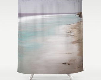 Curtains Ideas beach shower curtain : Beach shower curtain | Etsy
