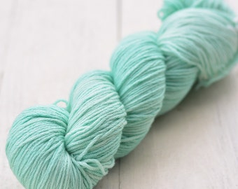 NEW! Hand Dyed Silky Merino DK - Talam