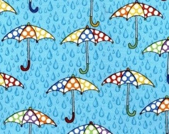 Choice Fabrics - Rainy Days and Rainy Nights #CD-10164-005