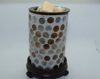 Pearl Glass Wax Melter