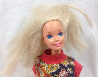 1976 Barbie Doll - 12 inches - Vintage Mattel