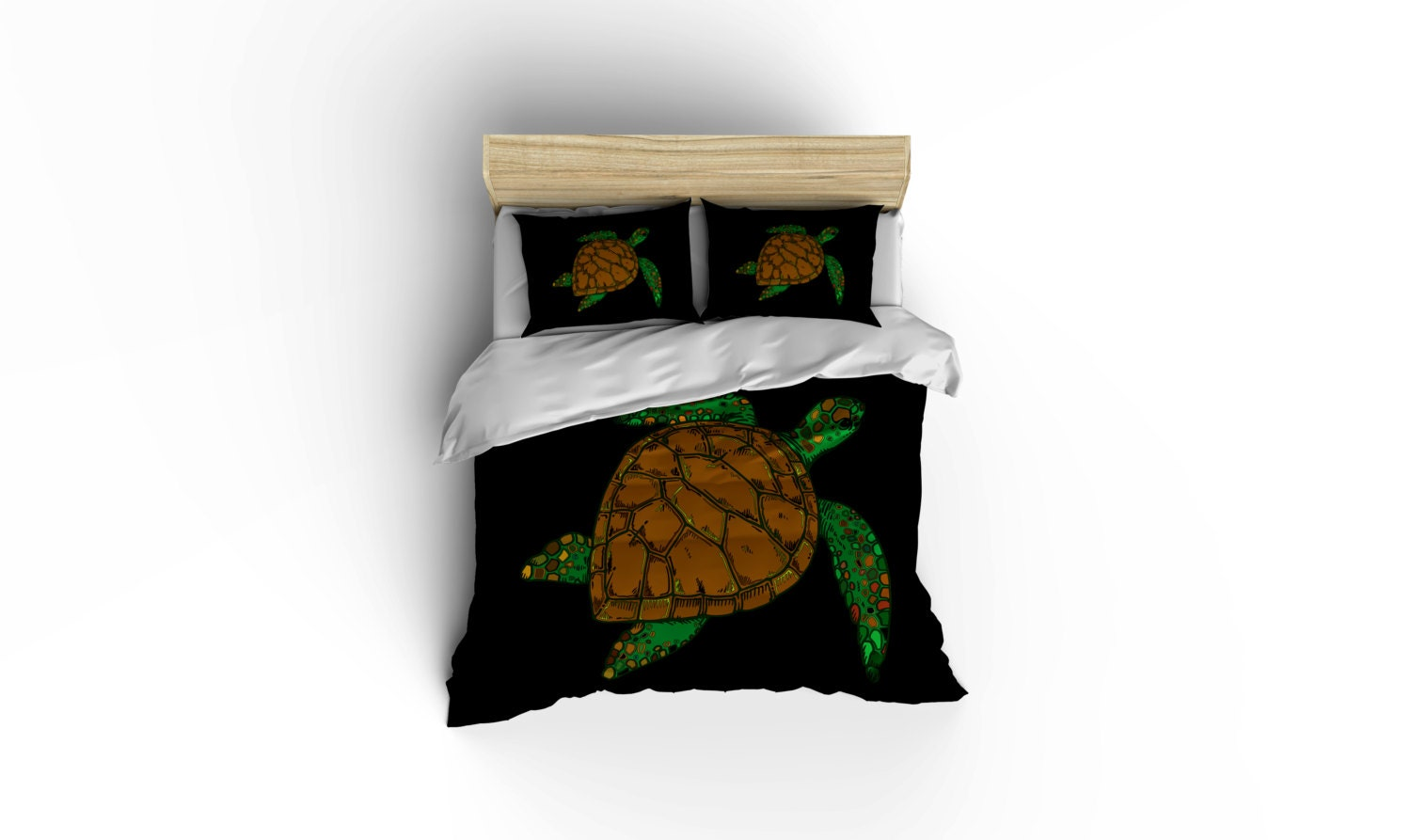 Sea Turtle Duvet Covers Home Decor Comforter Covers Bedroom