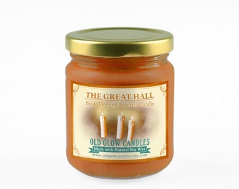 The Great Hall - Scented Soy Candle