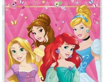Disney Princess ''Dream'' Favor Bags 8ct
