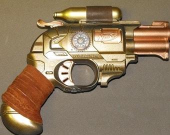 Pipsqueak Nerf Pistol