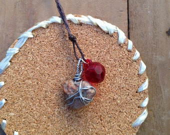 Short Cherry Necklace
