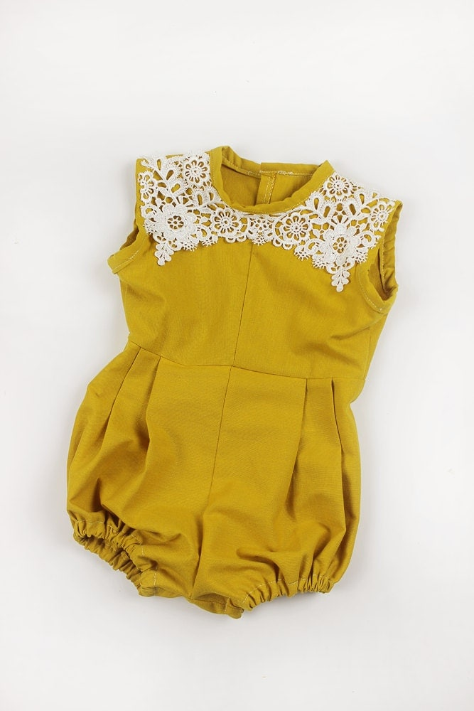 Baby Girl Romper Baby Girl Clothes Baby Romper Baby