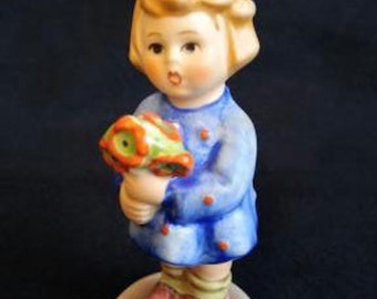 Girl With Nosegay Hummel Figurine