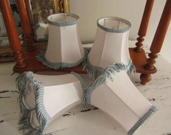 Lampshades set of 4 vintage