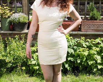 FREE UK DELIVERY Mini 60s Secretary Dress