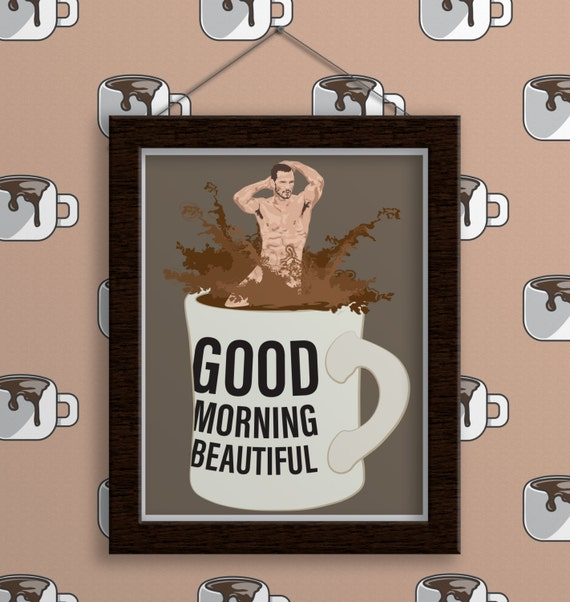 Good Morning Beautiful Funny Images : Print good morning beautiful funny gifts for friends