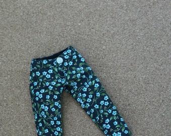 Littlefee Cotton Pants (Lila - dark)