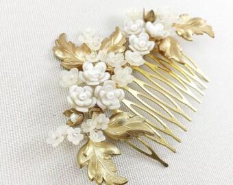 Colette bridal comb