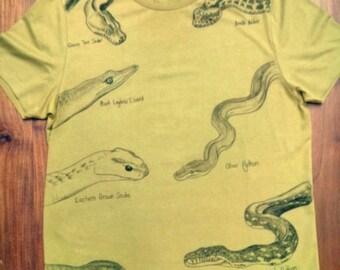 Australian Snakes Medium
