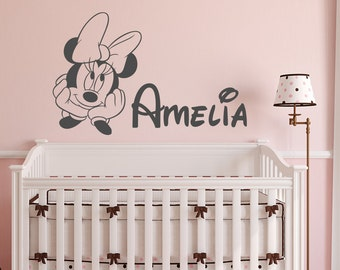 Baby Girl Wall Decal | Etsy Part 4