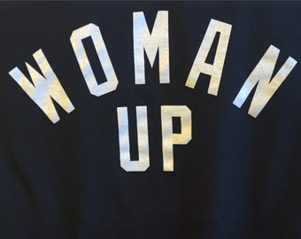 The Black Woman Up Tee