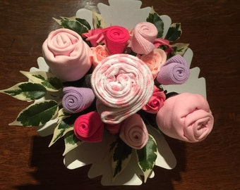 Baby Shower Girl Bouquet