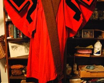 Vintage Renaissance Robe