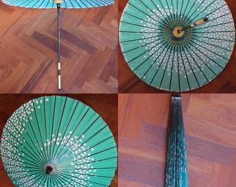 Vintage Japanese Parasol