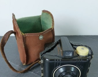 Baby Brownie Special camera with case