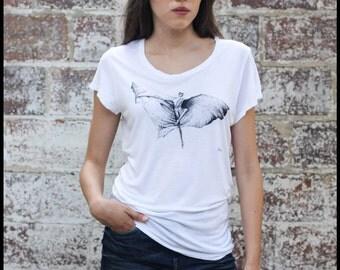 """T-Shirt woman """"The dancer"""""""