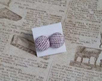 Earrings - Wrap Scrap Earrings - Didymos Auf Rosen - Didymos Wrap Scrap - Gift for Her