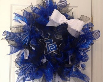 Cheerleading Spirit Wreath