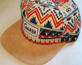 GARDI Clothing Designer 5-panel snapback caps