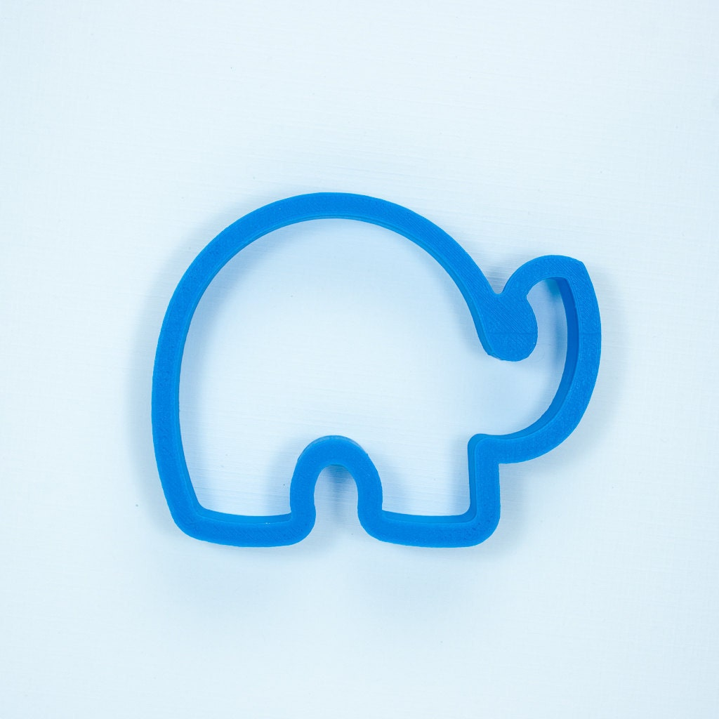 Elephant Cookie Cutter Baby Shower Cookie Cutters