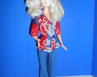 Candi Supersize Doll Vintage