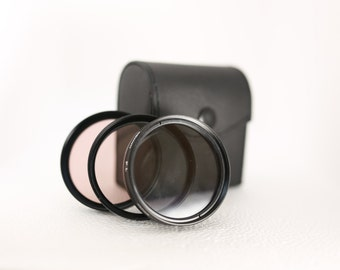 3pcs 46mm Filter Kit