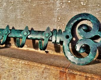 Forged Key rack / key holder